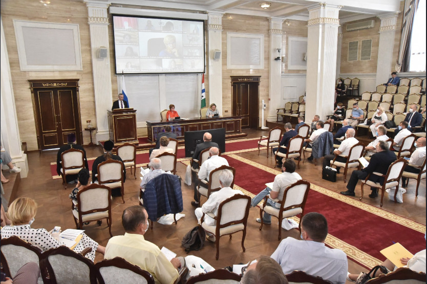 М.Федорченко переизбран Председателем комиссии ОП НСО по вопросам ЖКХ, градостроительства, дорожного комплекса ASONO